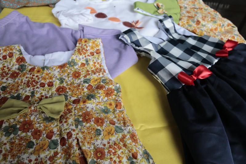 Centro de Formación Socialista Textil muestra su trabajo a través de un desfile de modas